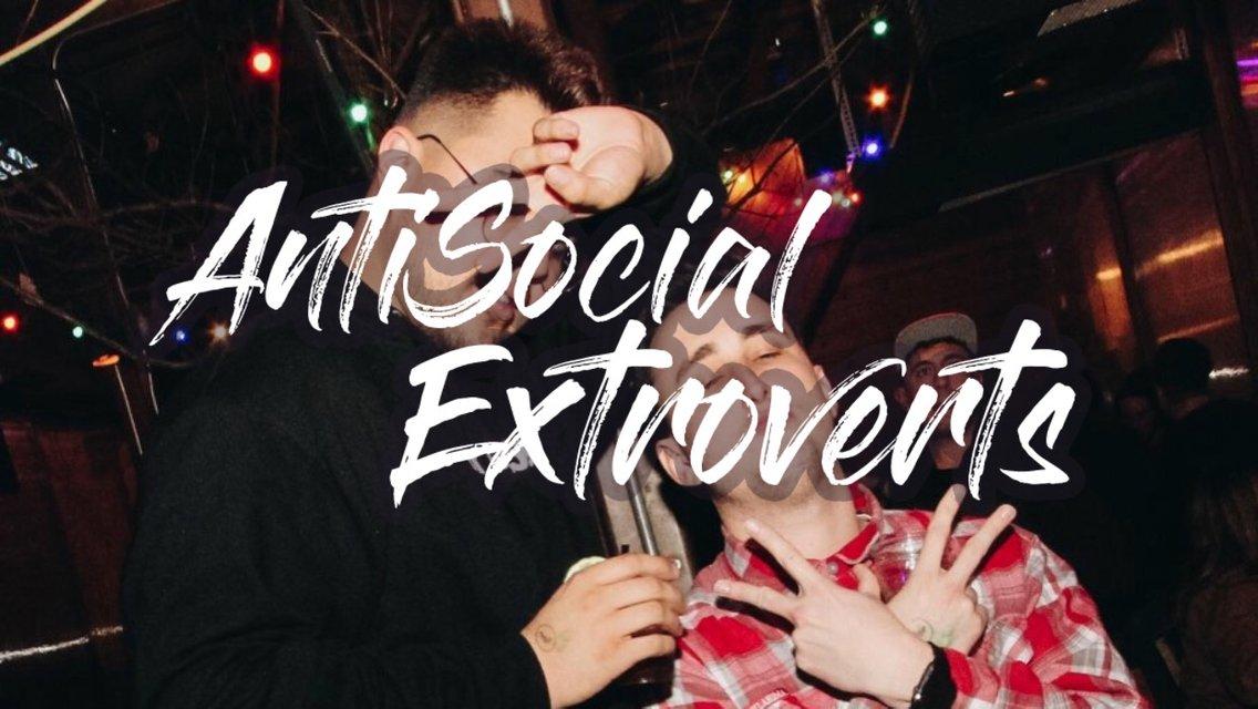 AntiSocial Extroverts - imagen de portada