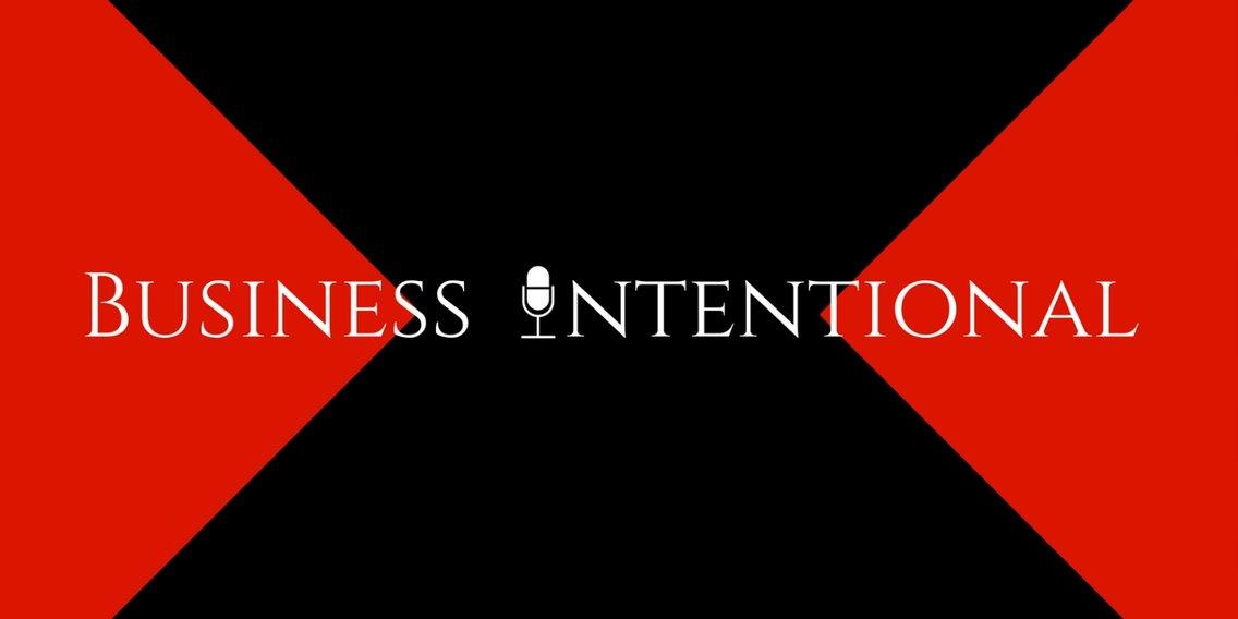 Business Intentional with Shelby Larson - imagen de portada