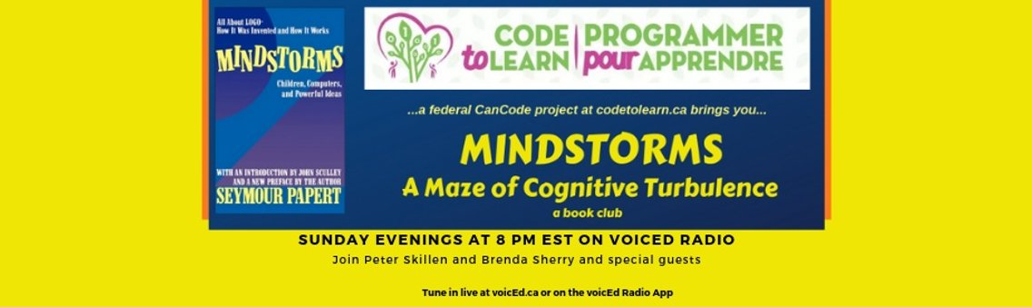 Mindstorms: Maze of Cognitive Turbulence - imagen de portada
