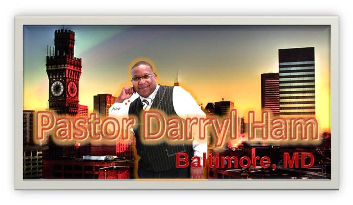 Pastor Darryl Ham - Baltimore, MD - immagine di copertina