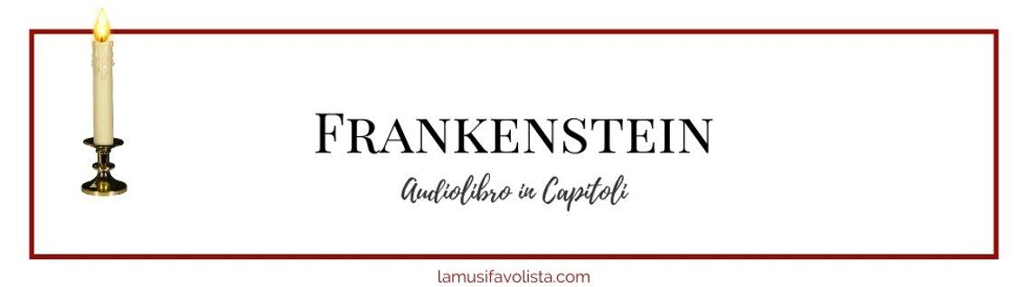 FRANKENSTEIN - M. Shelley - Audiolibro - - imagen de portada