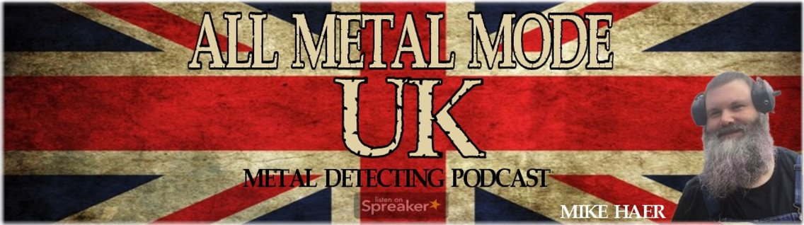 All Metal Mode UK - Cover Image
