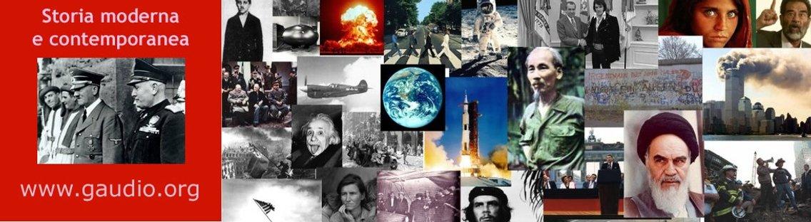 Storia moderna e contemporanea - Cover Image