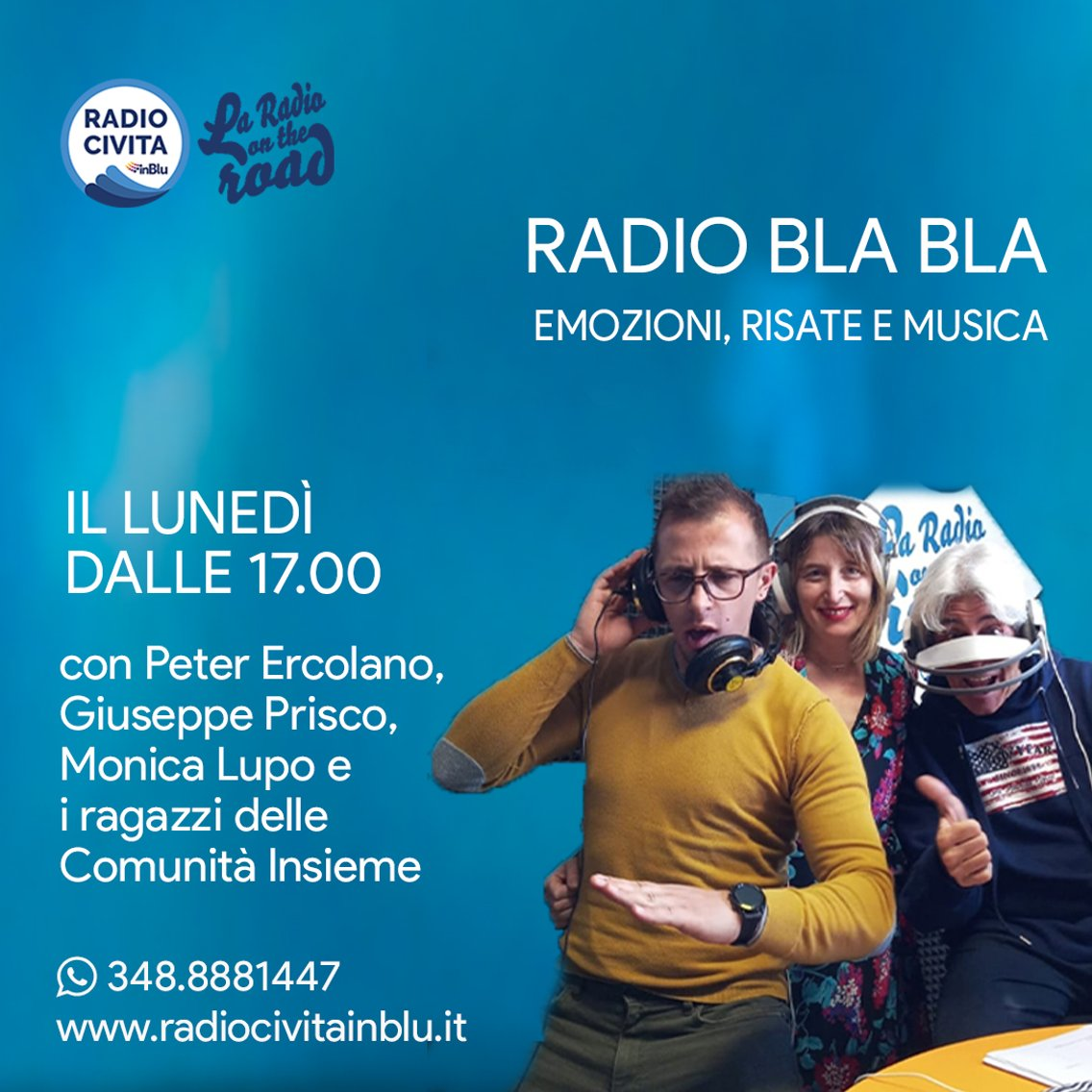 Radio Bla Bla - imagen de portada