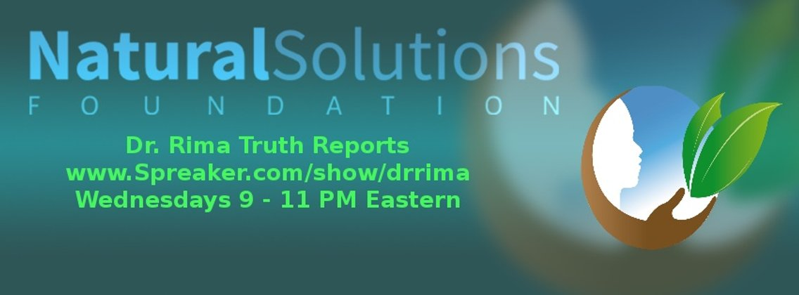 Dr. Rima Truth Reports - Cover Image