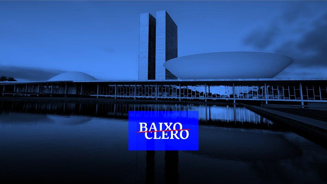 Baixo Clero - UOL - immagine di copertina