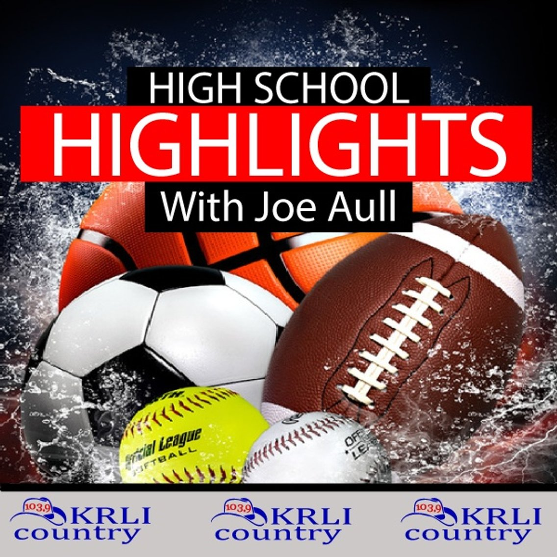 High School Highlights with Joe Aull - imagen de portada