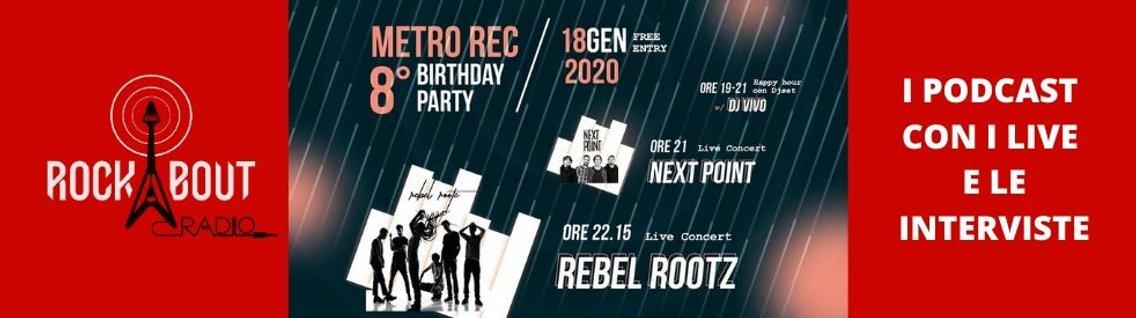 Metrò Rec 8 Birthday Party - 18 gen 20 - immagine di copertina