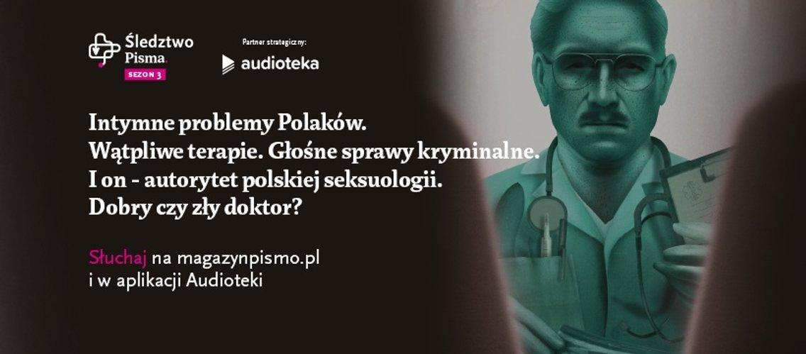 Śledztwo Pisma - immagine di copertina