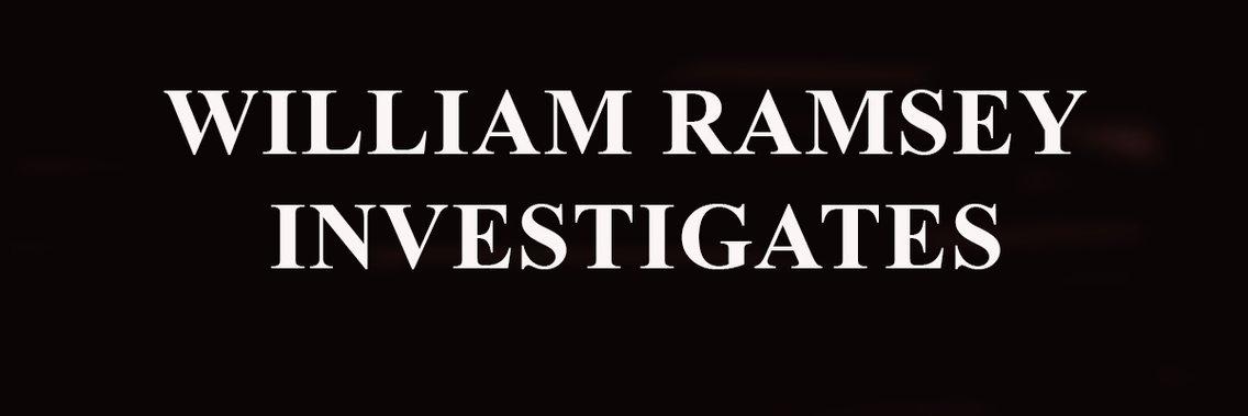 William Ramsey Investigates - Cover Image