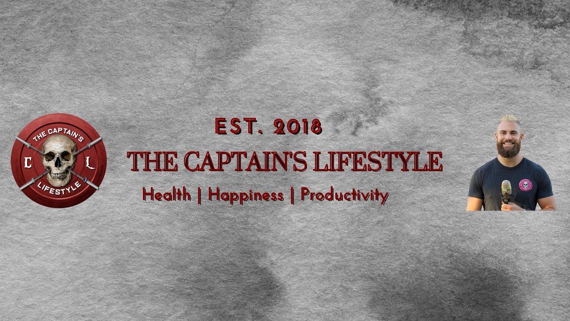 The Captain's Lifestyle Podcast - immagine di copertina