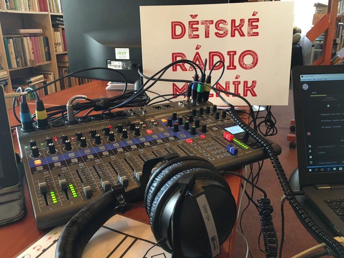 Dětské rádio Mělník - Cover Image