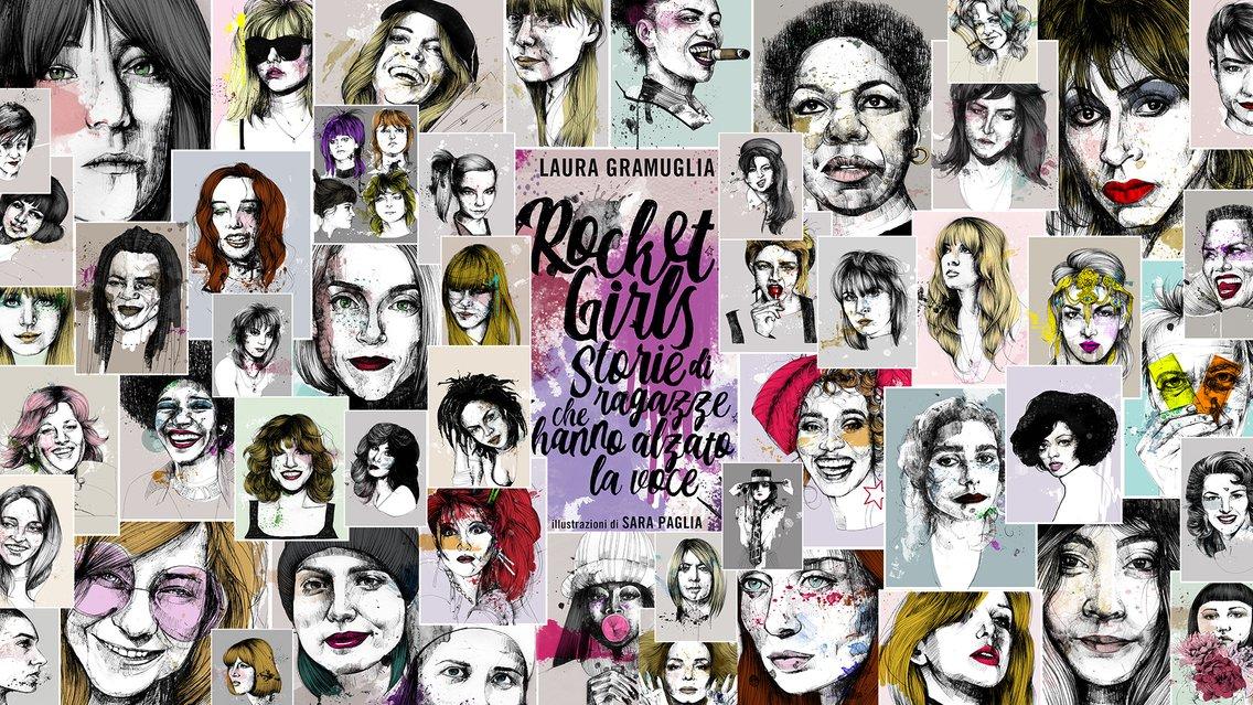 Rocket Girls - Cover Image