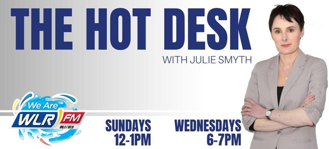 The Hot Desk with Mary O' Neil - imagen de portada