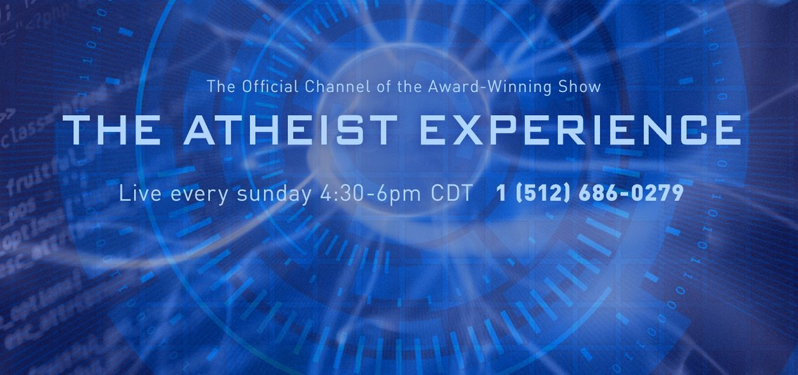 The Atheist Experience - Cover Image