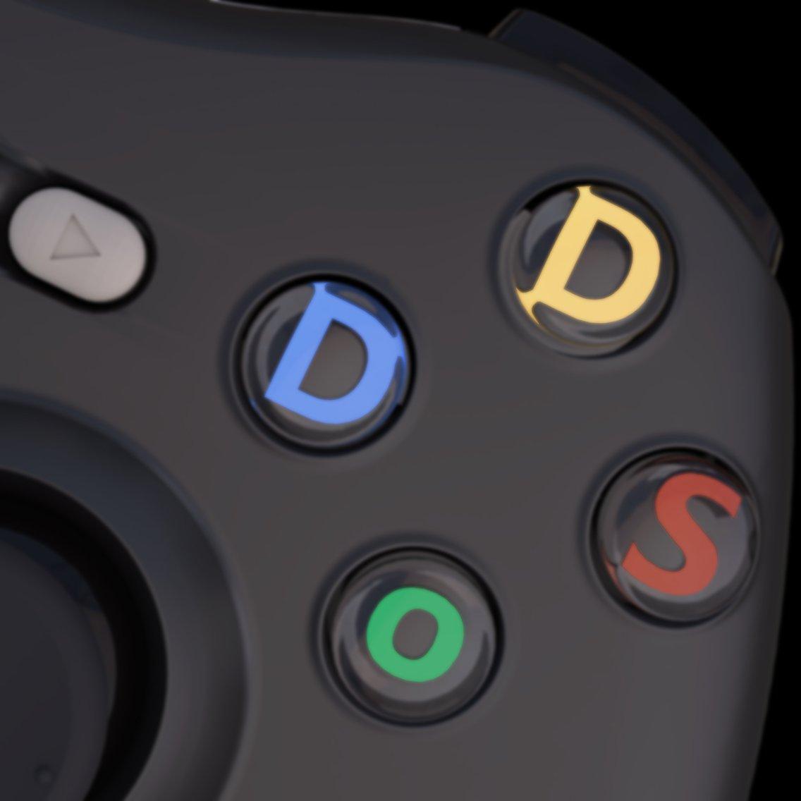 DDOS Muchachos - immagine di copertina