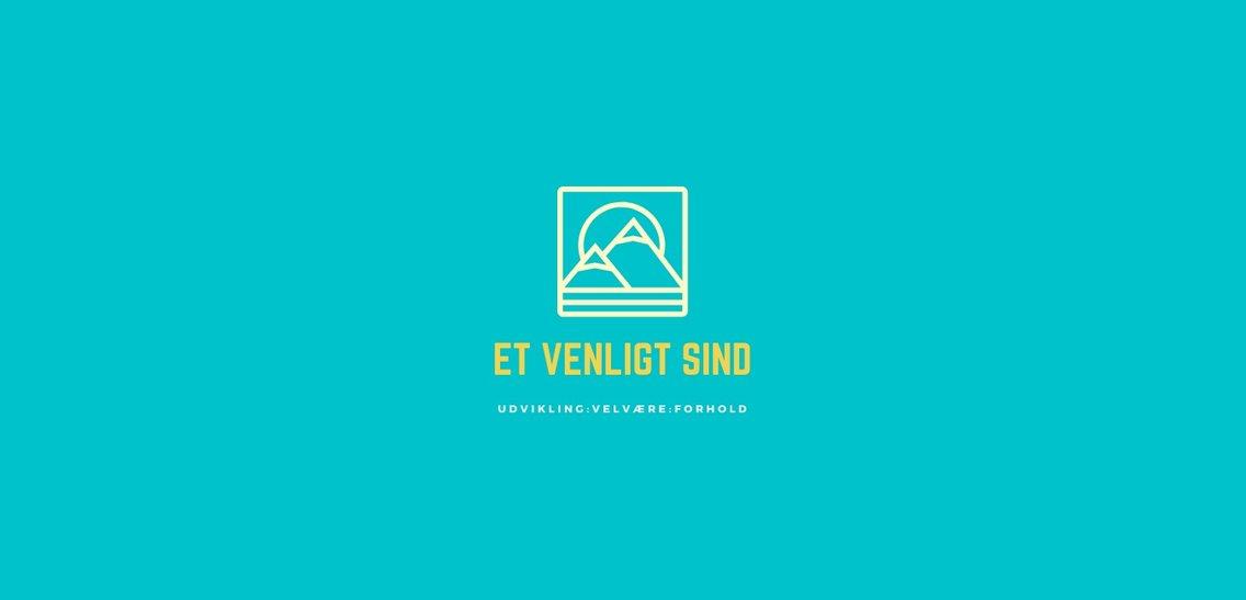 ET VENLIGT SIND - Cover Image