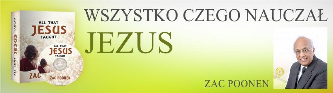 Wszystko Czego Nauczał Jezus - Zac Poonen - Cover Image