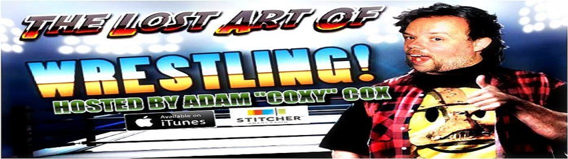 Lost Art of Wrestling - Cover Image