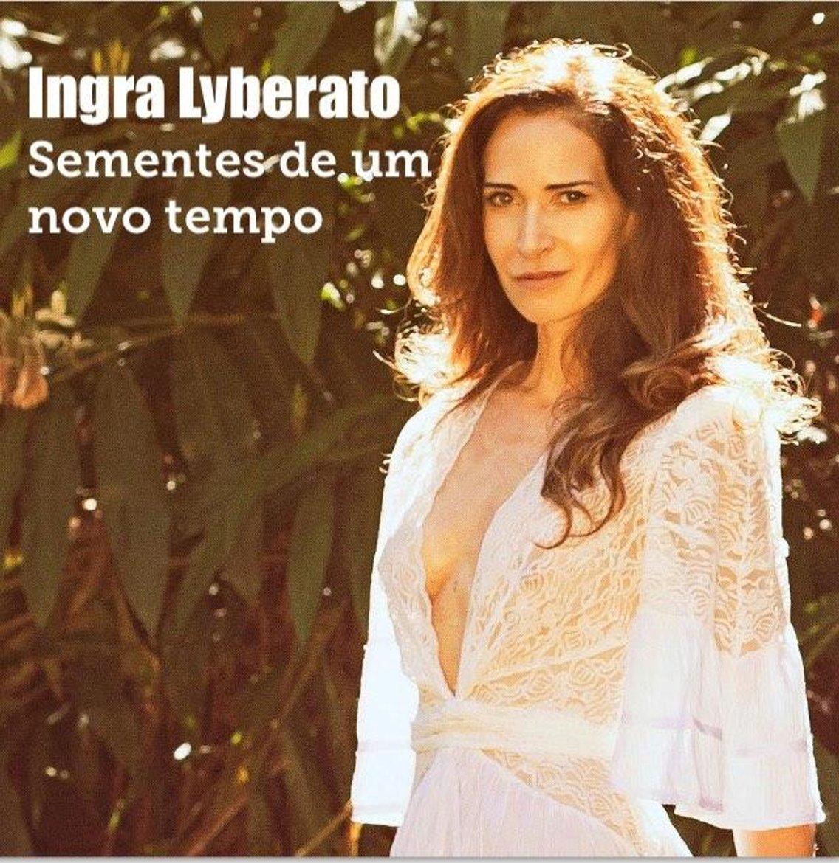 Ingra Lyberato, Sementes de Um Novo Tempo (Podcast 1) - imagen de portada