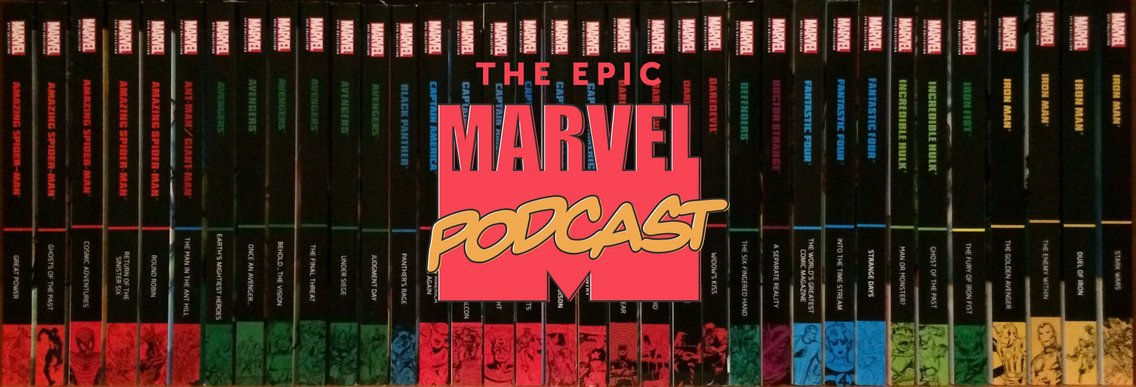 The Epic Marvel Podcast - Cover Image