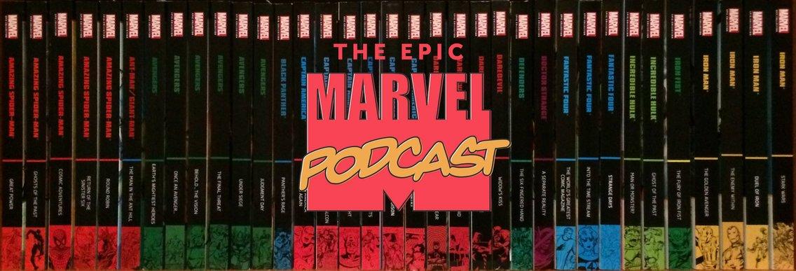 The Epic Marvel Podcast - imagen de portada