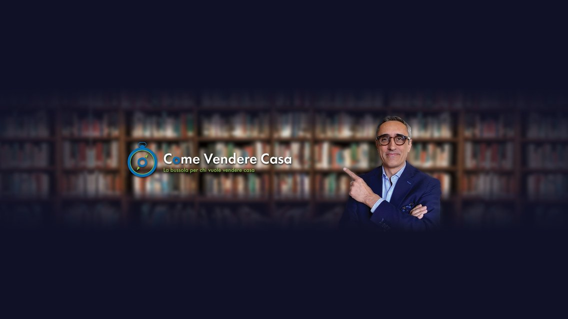 COME VENDERE CASA - Cover Image