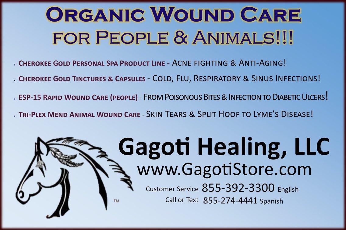 Gagoti Healing - imagen de portada
