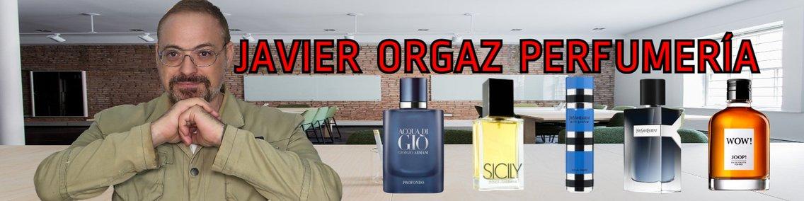 Javier Orgaz Perfume News - Cover Image