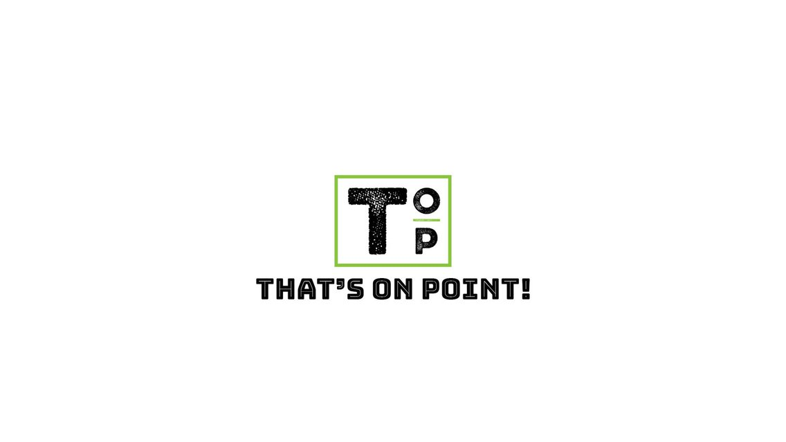 That's On Point! - imagen de portada