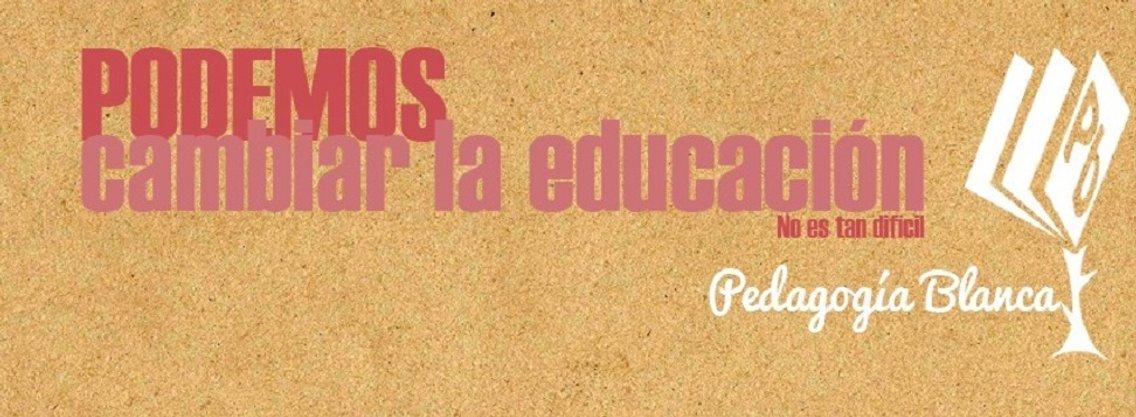 Pedagogia Blanca - Cover Image