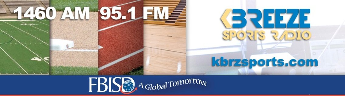 The KBRZ Sports Radio Show - Cover Image
