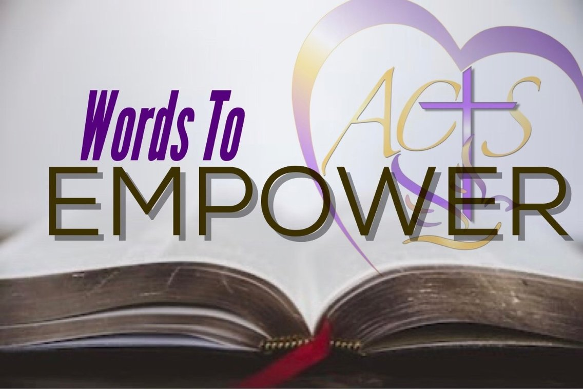 WORDS TO EMPOWER - Cover Image