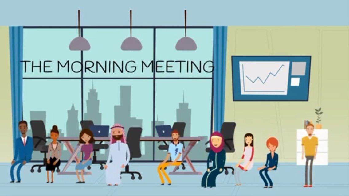 Morning Meeting (Home Care) - imagen de portada