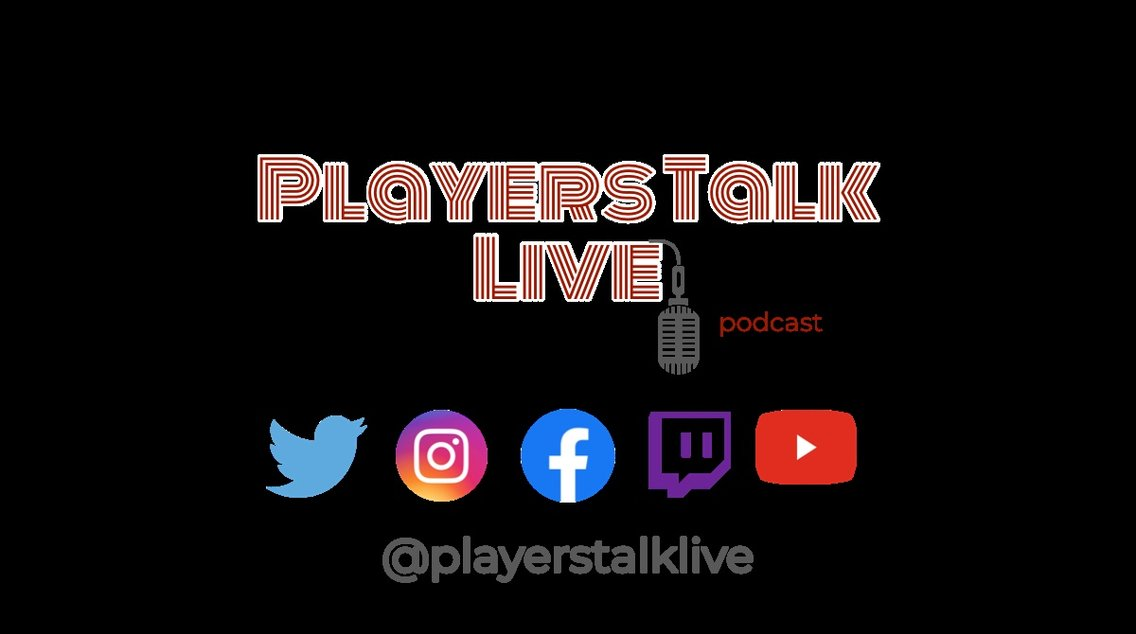 Players Talk Live! - immagine di copertina