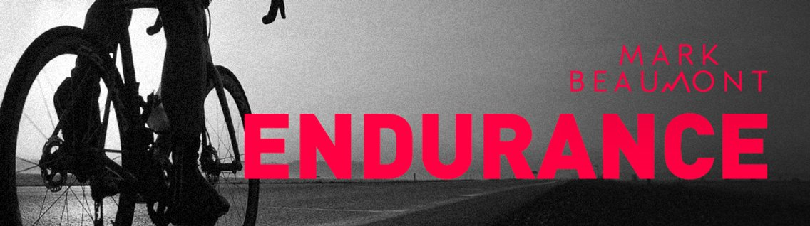 Endurance - Cover Image