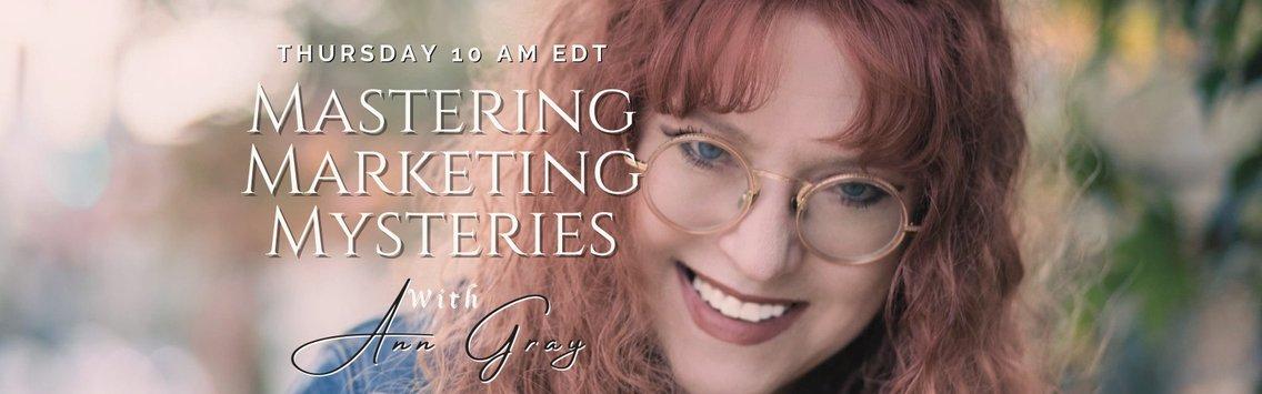 Mastering Marketing Mysteries - imagen de portada