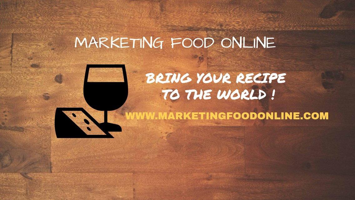 Marketing Food Online Food Entrepreneur - Cover Image