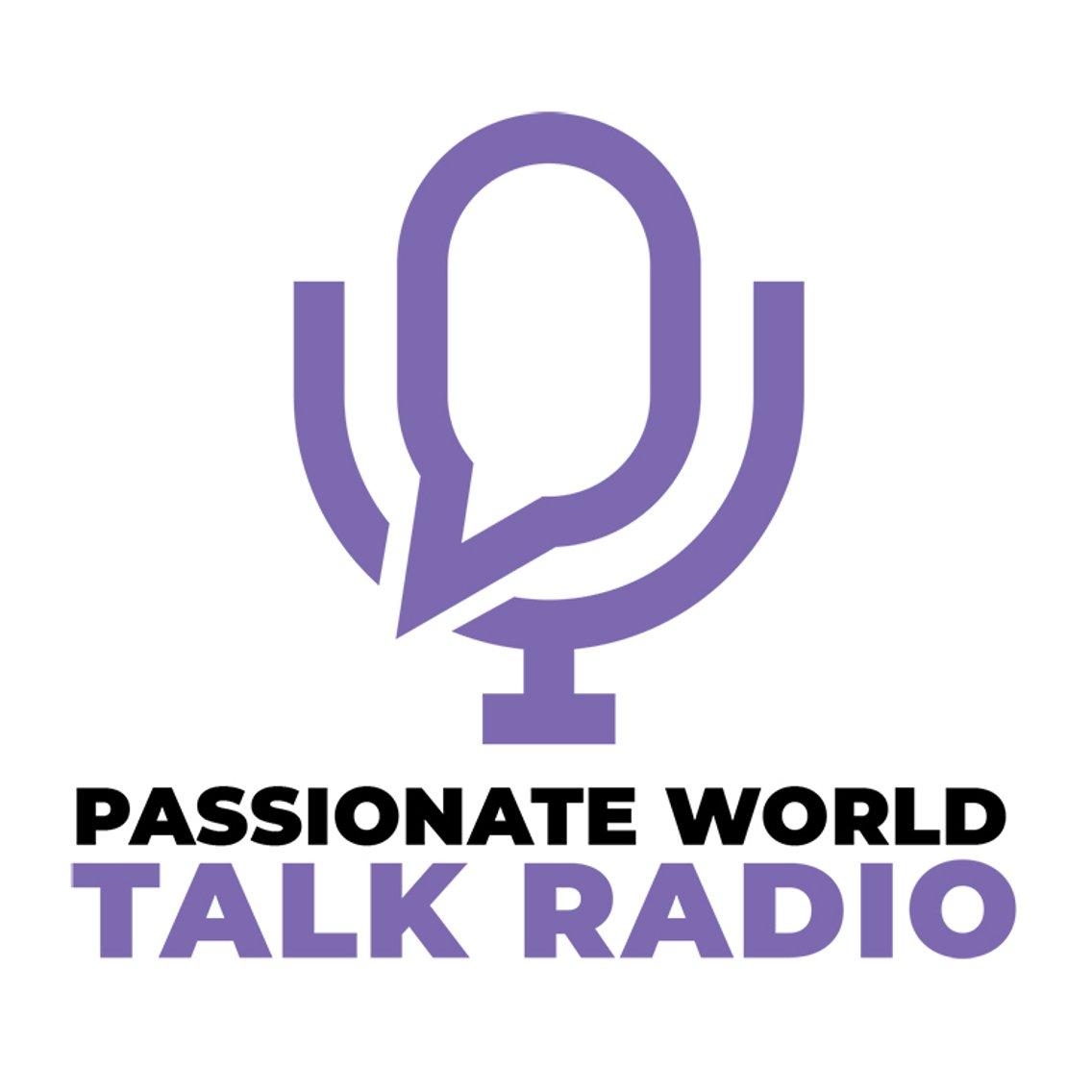 Passionate World Talk Radio - immagine di copertina