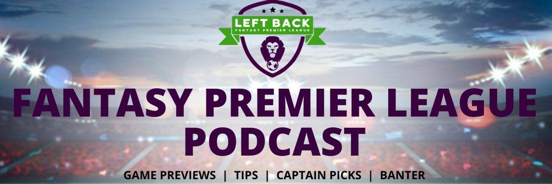 LeftBackFPL: Fantasy Premier League Show - Cover Image