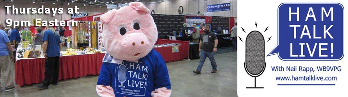 Ham Talk Live! - Cover Image