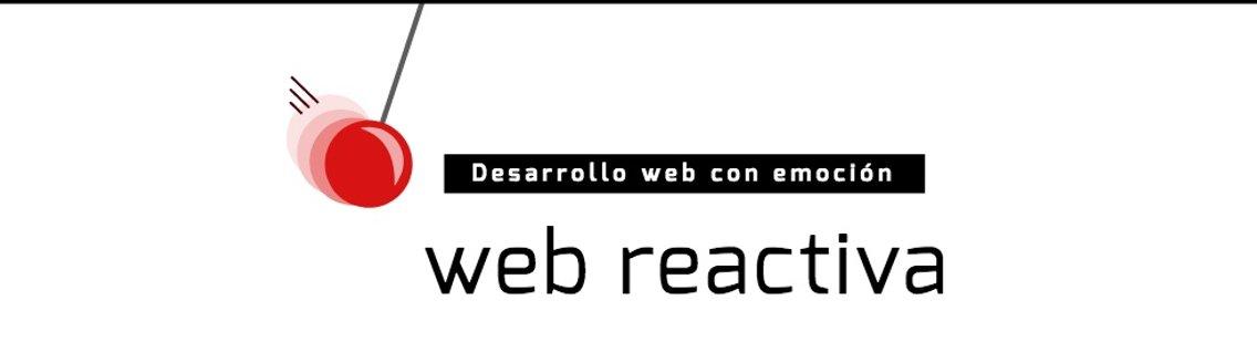 Web Reactiva - immagine di copertina