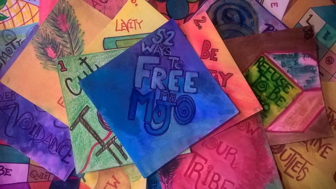 Free My Mojo - Cover Image