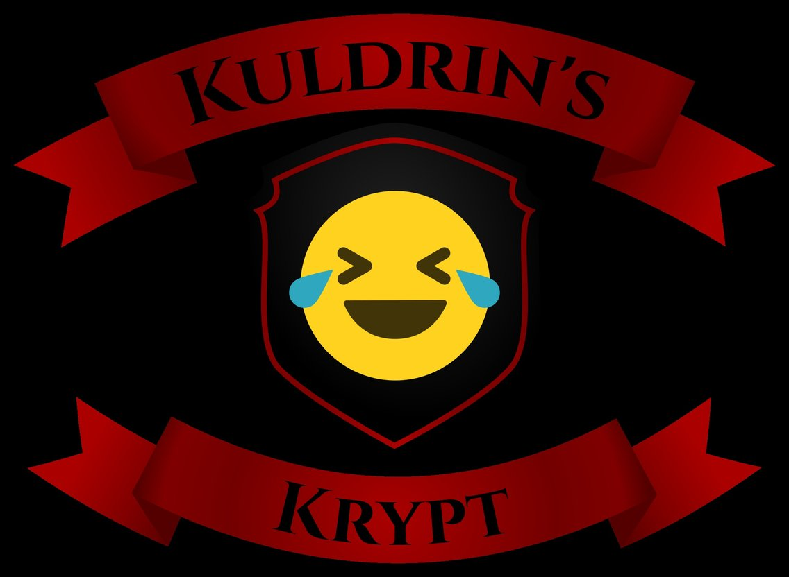 Kuldrin's Krypt: Time to Laugh - Cover Image