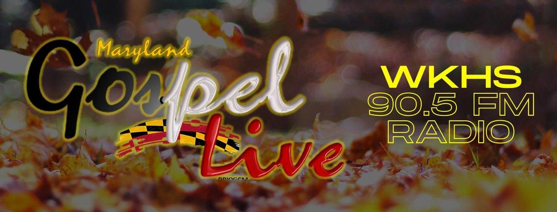 MARYLAND GOSPEL LIVE RADIO SHOW - immagine di copertina