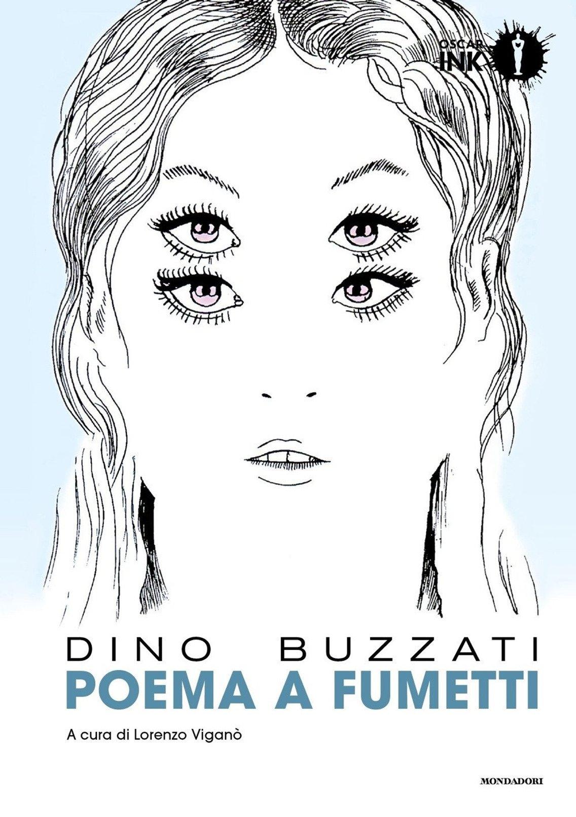 Il Babau - Dino Buzzati racconta l'attualità - Cover Image