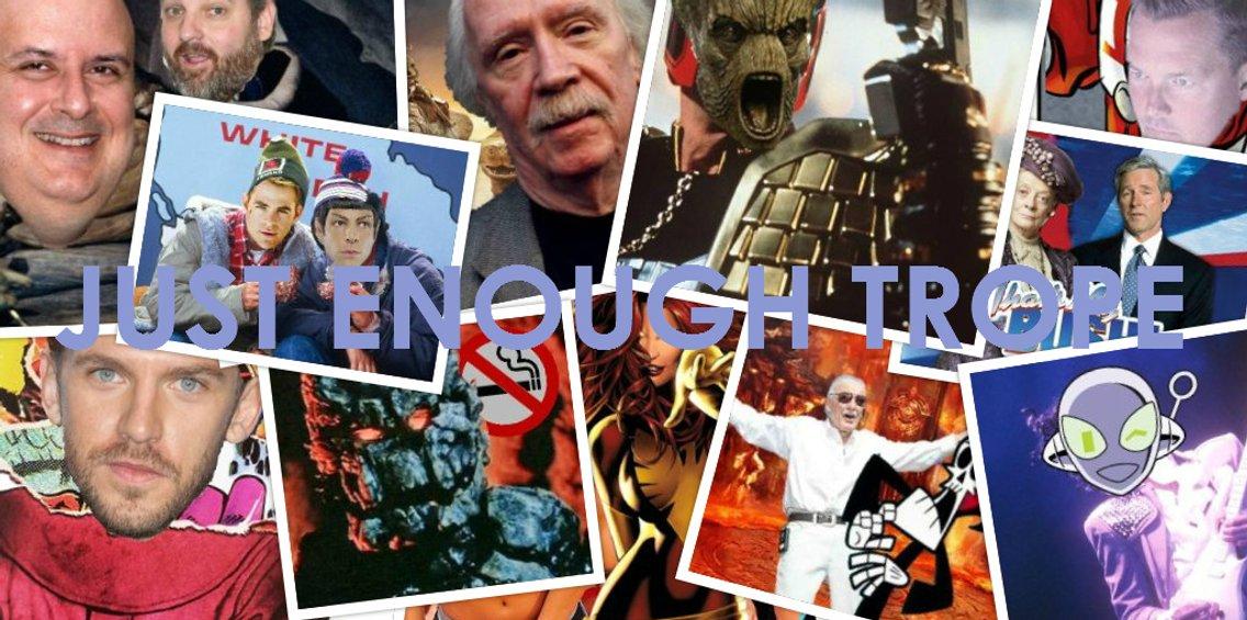 The Just Enough Trope Podcast - imagen de portada