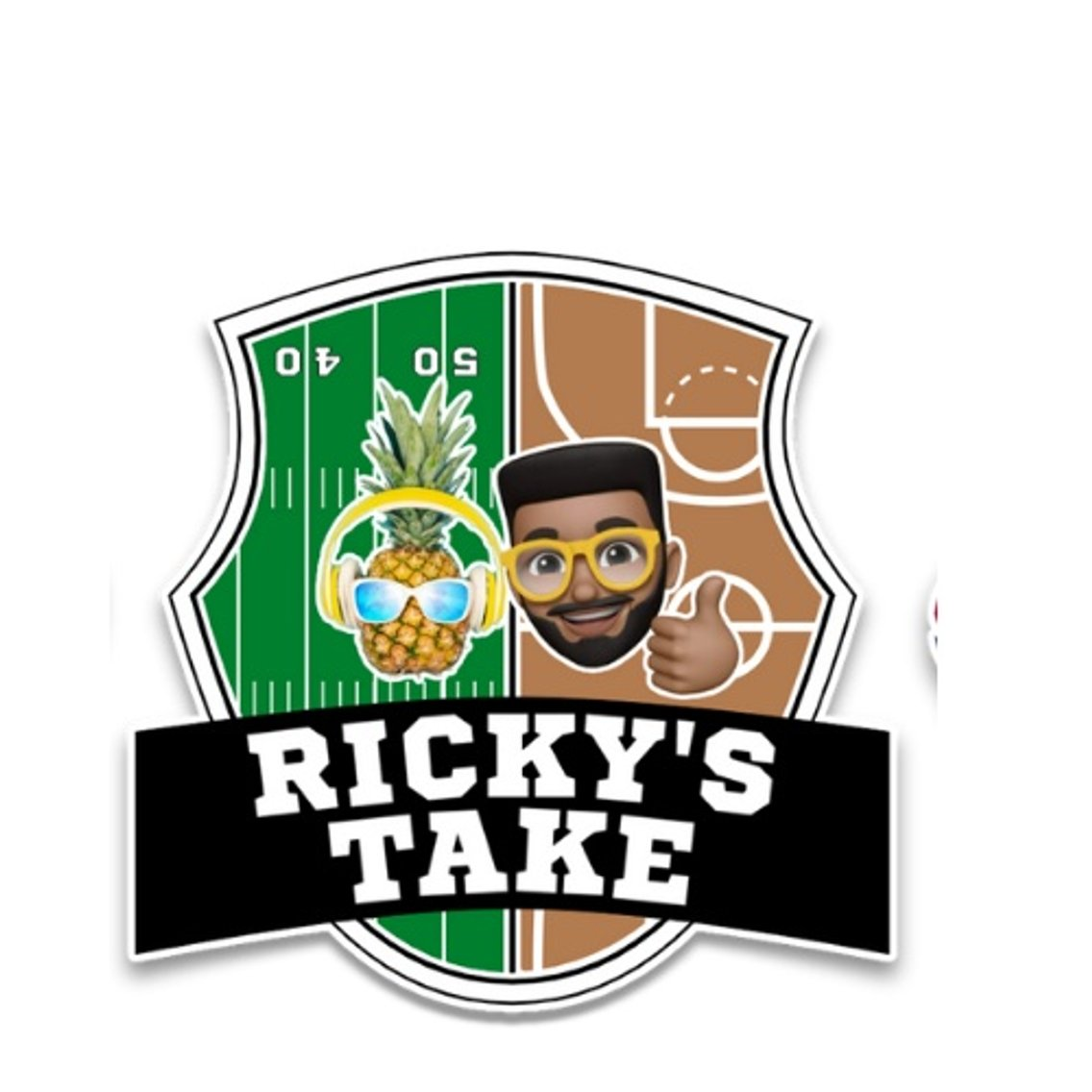 Ricky's Take - Cover Image