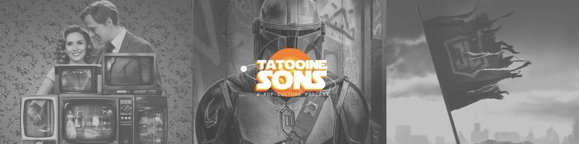 Tatooine Sons: A Pop Culture Podcast - Cover Image