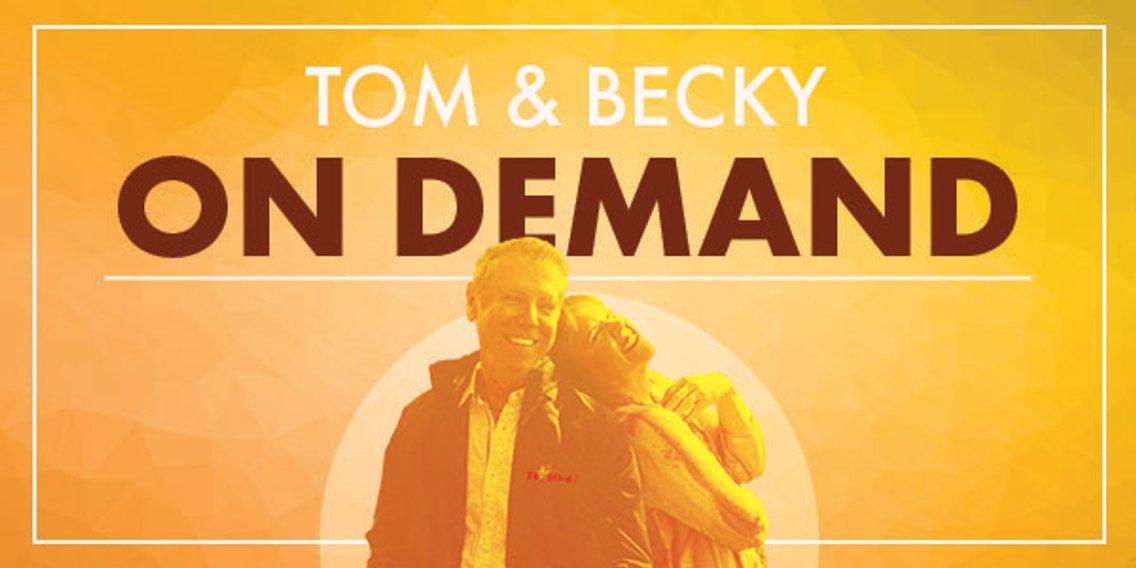 Tom & Becky: On Demand - immagine di copertina